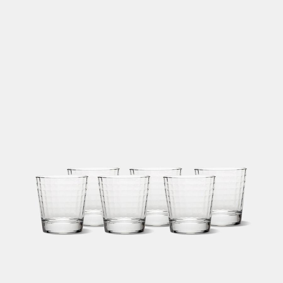 D&V Armonia DOF Glasses (Set of 6)