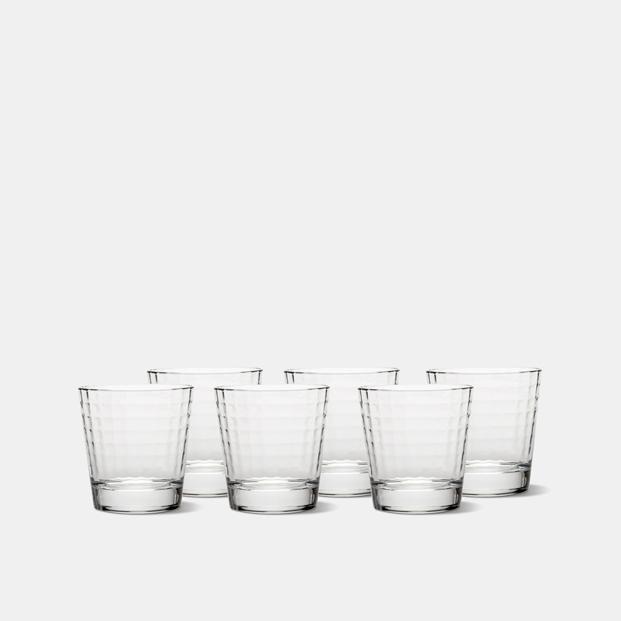 D&V Armonia DOF Glasses (Set of 6)