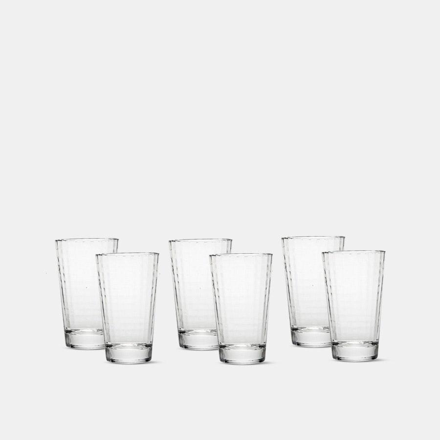 D&V Armonia Highball Glasses (Set of 6)