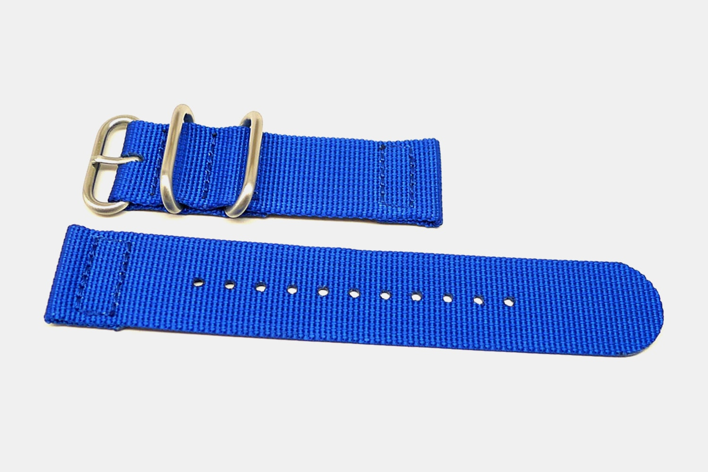 Blue - Polished