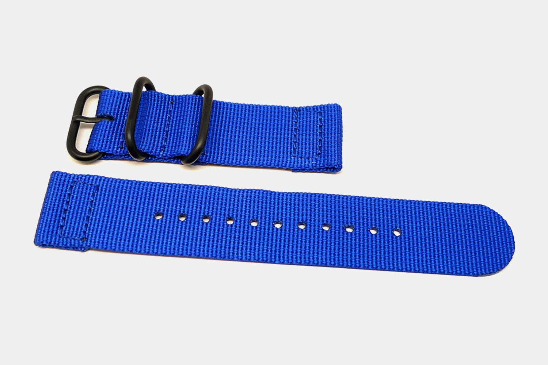 Blue - Black PVD