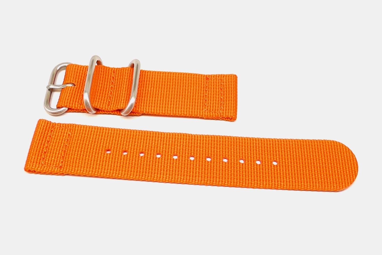 Orange - Polished
