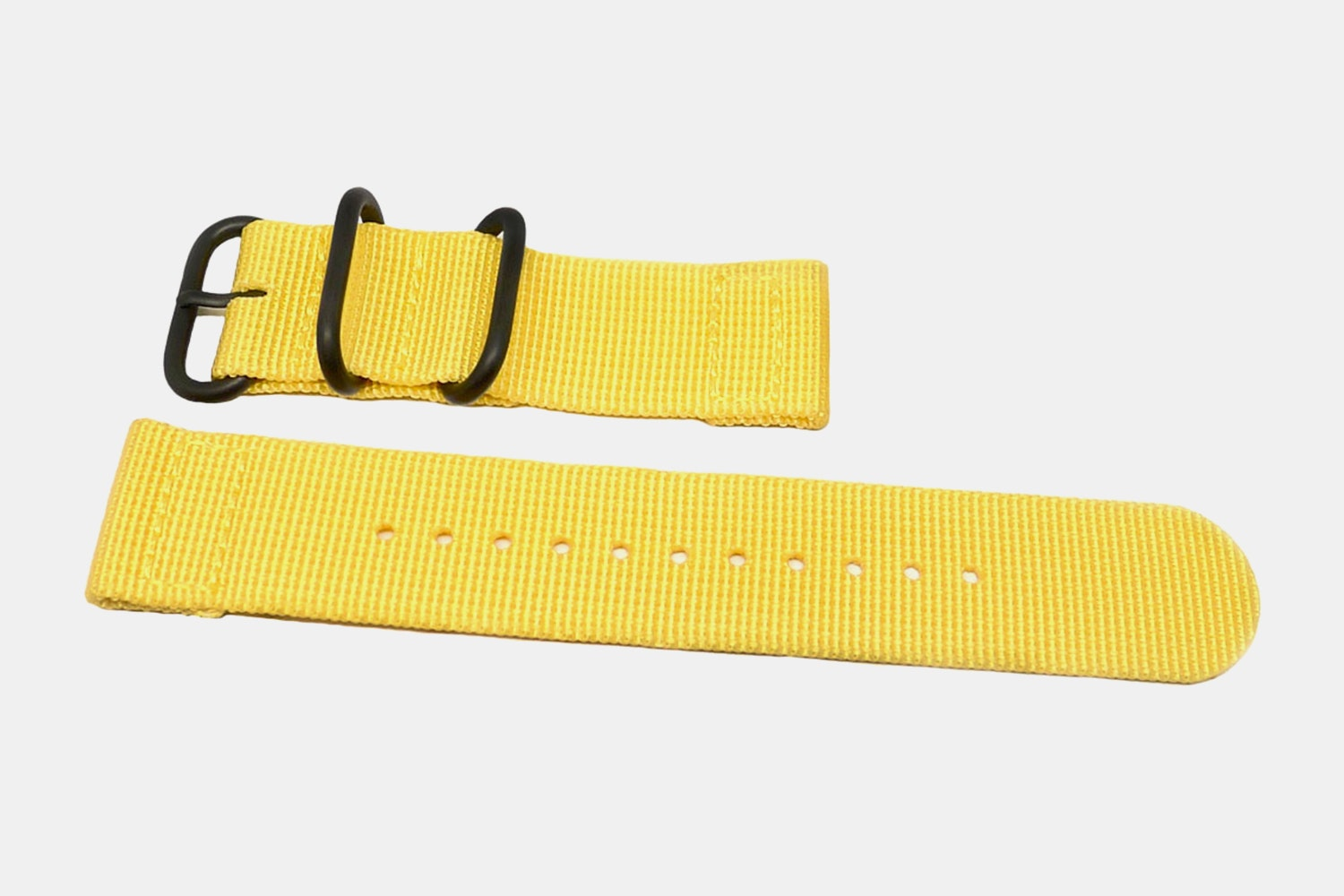 Yellow - Black PVD