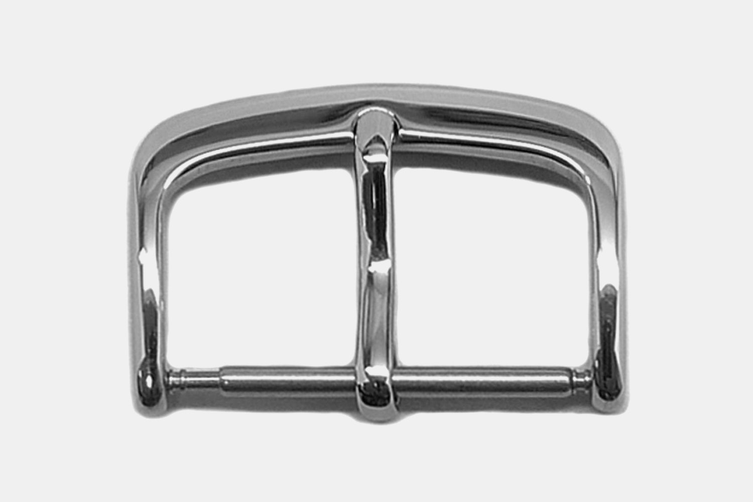Buckle (Polished Silver)