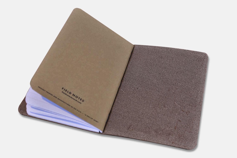 Da Luca Handmade Leather Notepad
