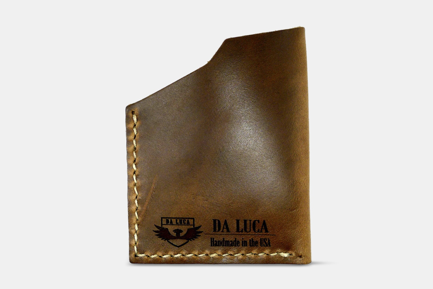 Da Luca Leather Angle Wallet