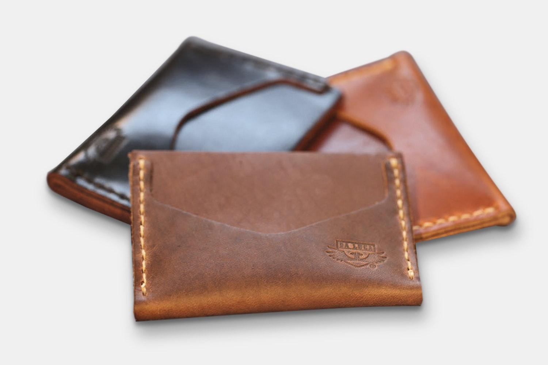 Da Luca Leather Horizontal Wallet
