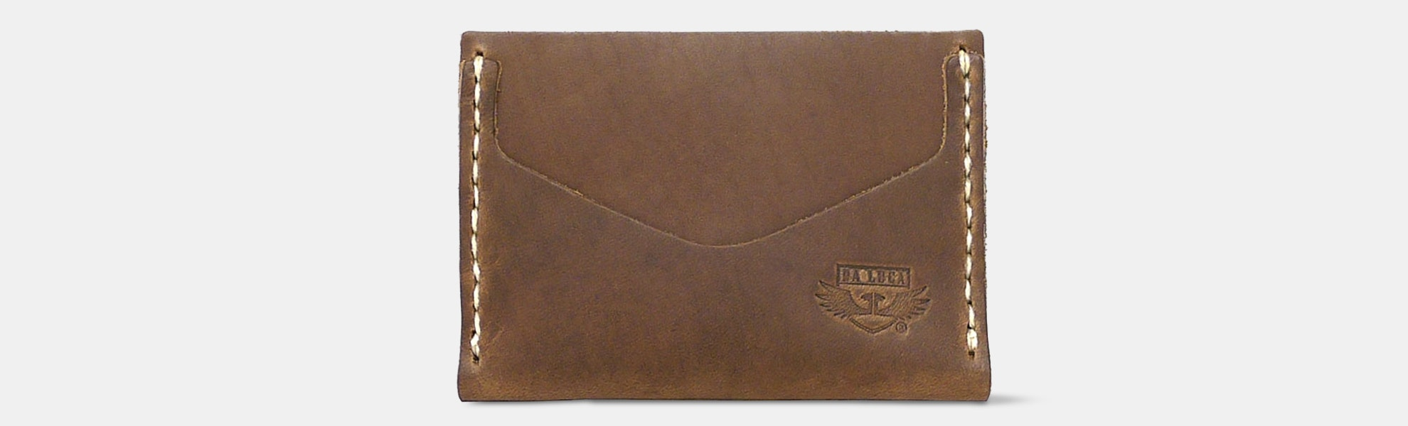 Da Luca Leather Horizontal Wallet
