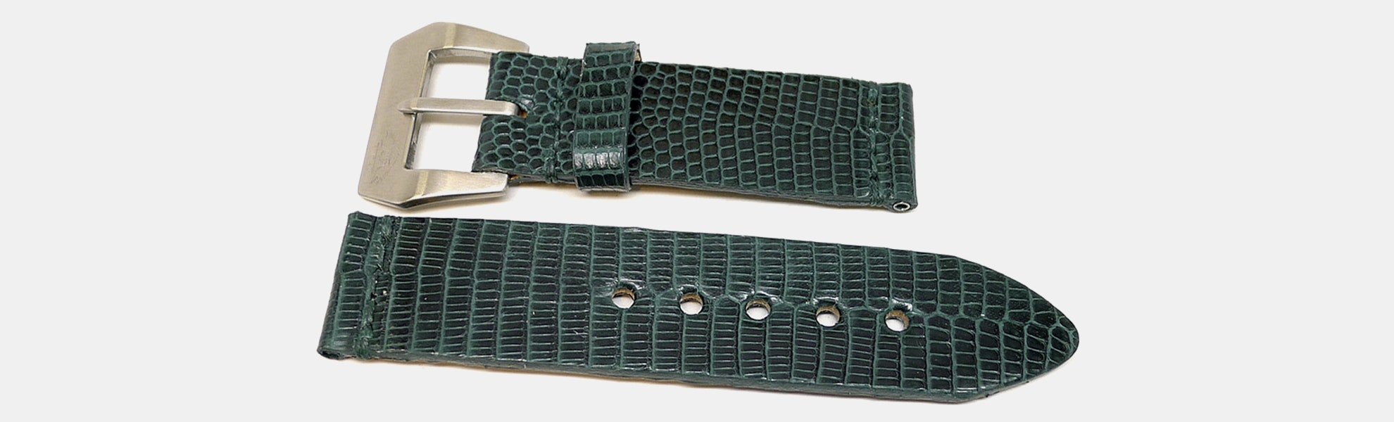 Da Luca Lizard Watch Straps