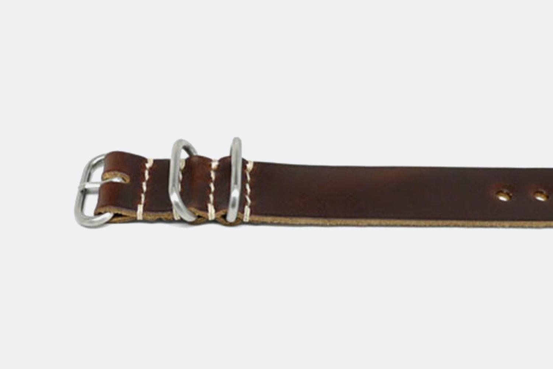 Da Luca One-Piece Chromexcel Watch Strap