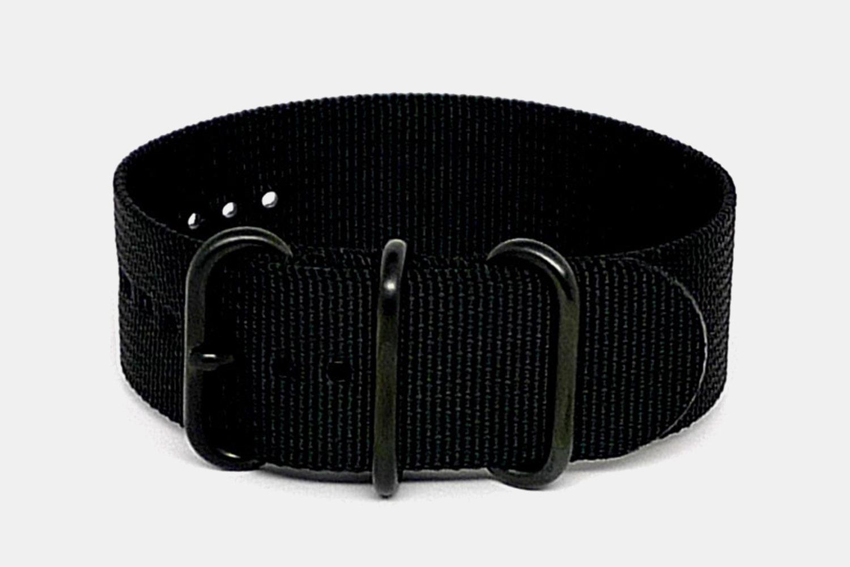 Black - Black PVD