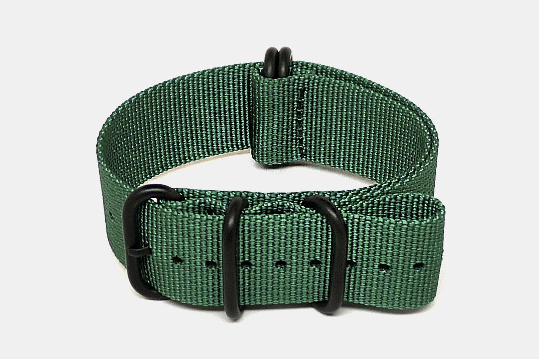 Green - Black PVD