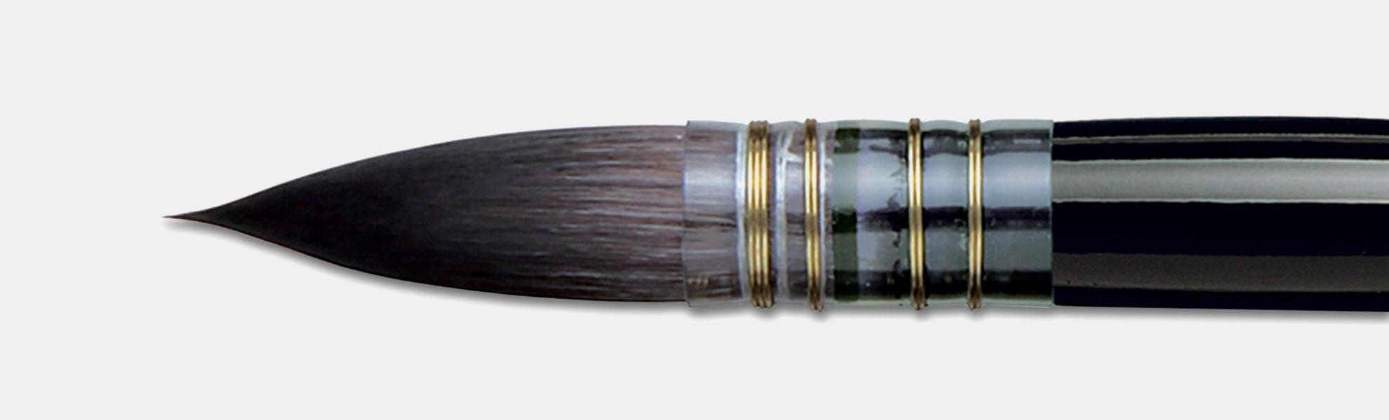 Da Vinci Casaneo 498 Quill Watercolor Brush Set