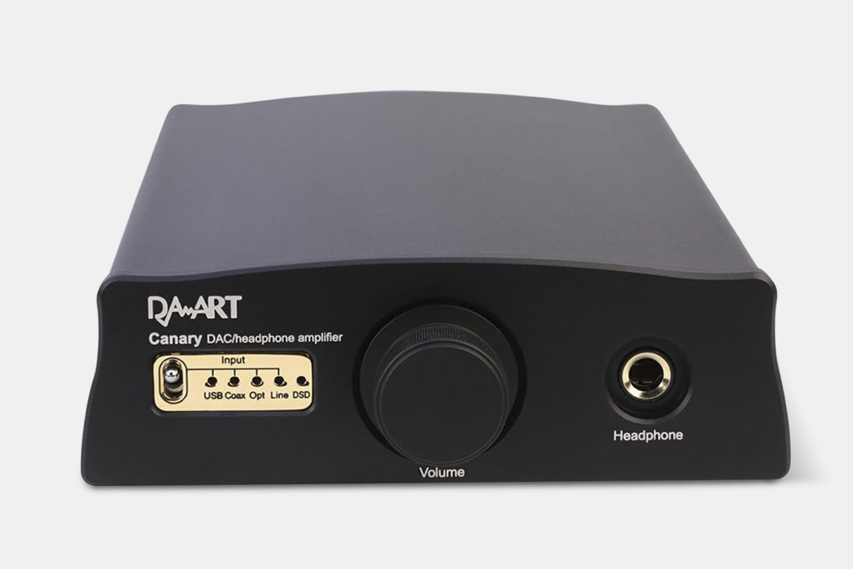 Yulong DAART Canary DAC/Amp
