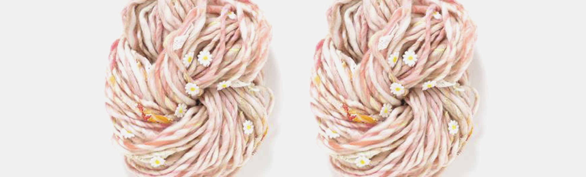 Daisy Chain Yarn by Knit Collage