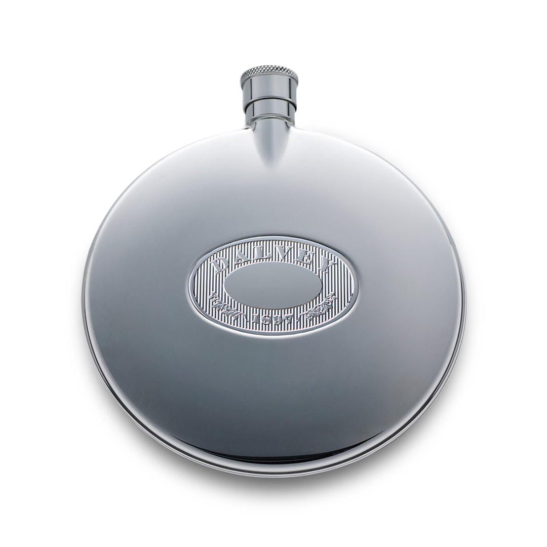 Dalvey Stainless Steel Flask