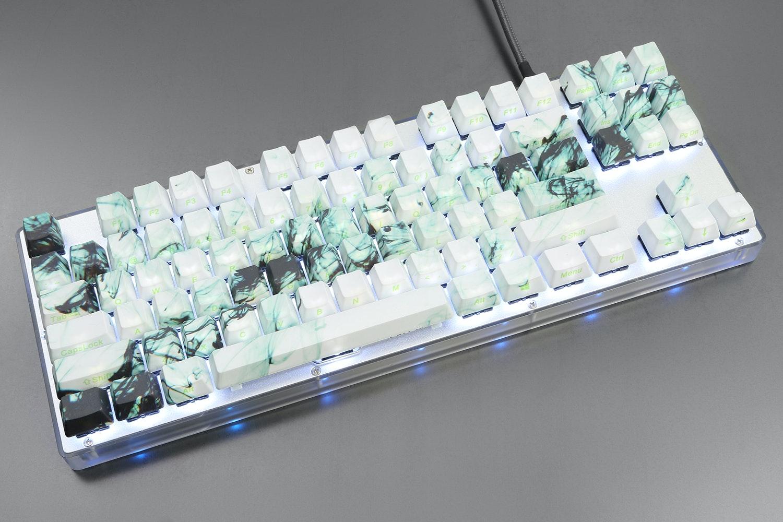 Dan Ink PBT All Over Dye-Subbed Keycap Set