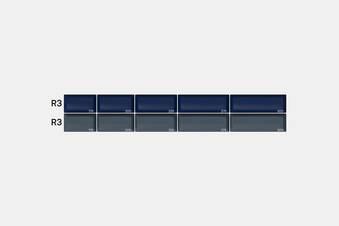 Massdrop x Data SA Danger Zone Custom Keycap Set