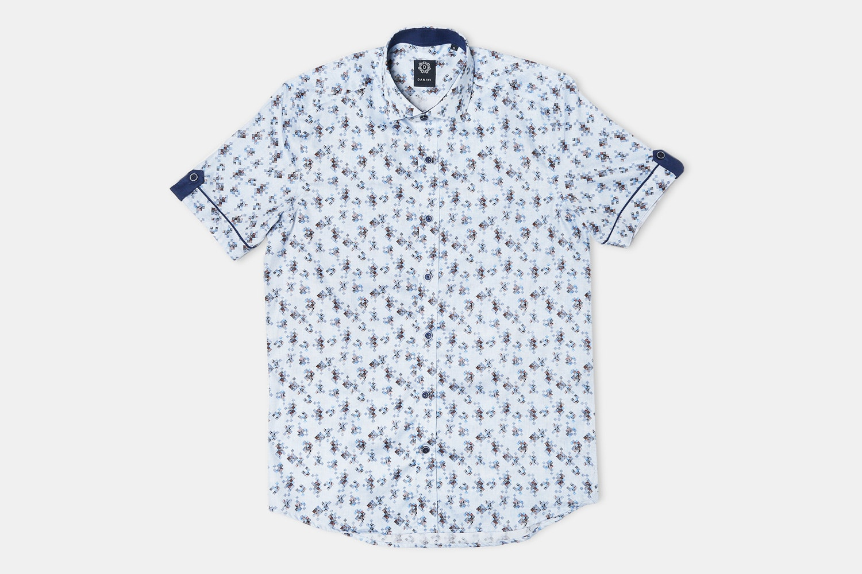 Danini Short-Sleeve Woven Shirts
