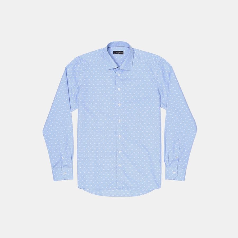 Danini Slim-Fit Button-Down Shirts
