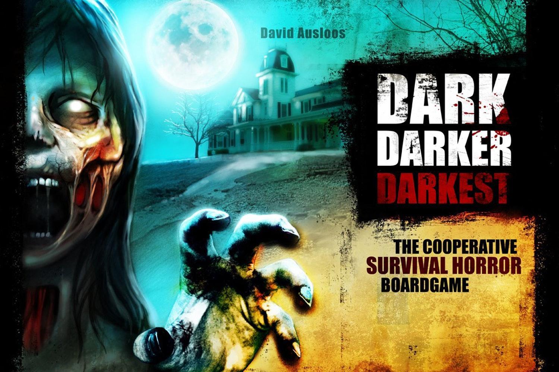 Dark Darker Darkest
