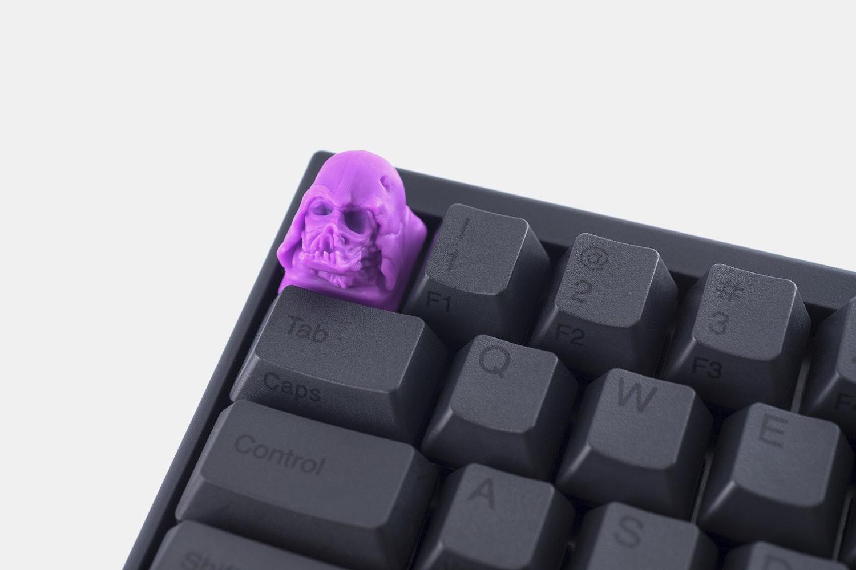 Dark Lord Helmet Artisan Keycap