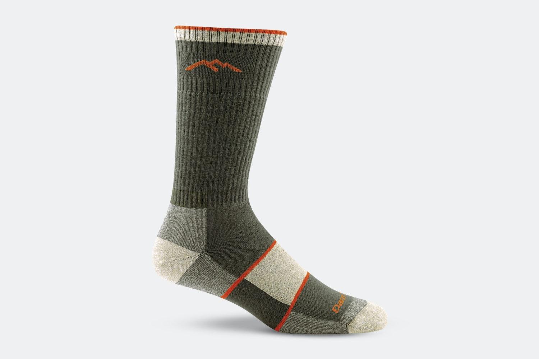 Men's – Hiker Boot Sock Full Cushion – 1933 – Olive (+ $3)
