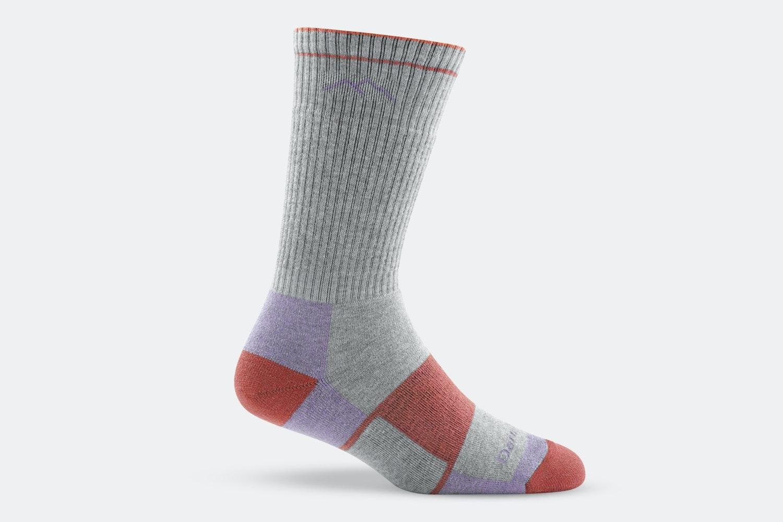Women's – Boot Sock Full Cushion – 1934 – Light Gray (+ $3)