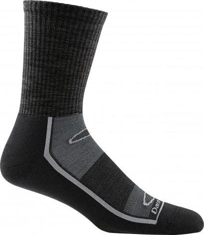 Gym Sock Solid #1745, Black