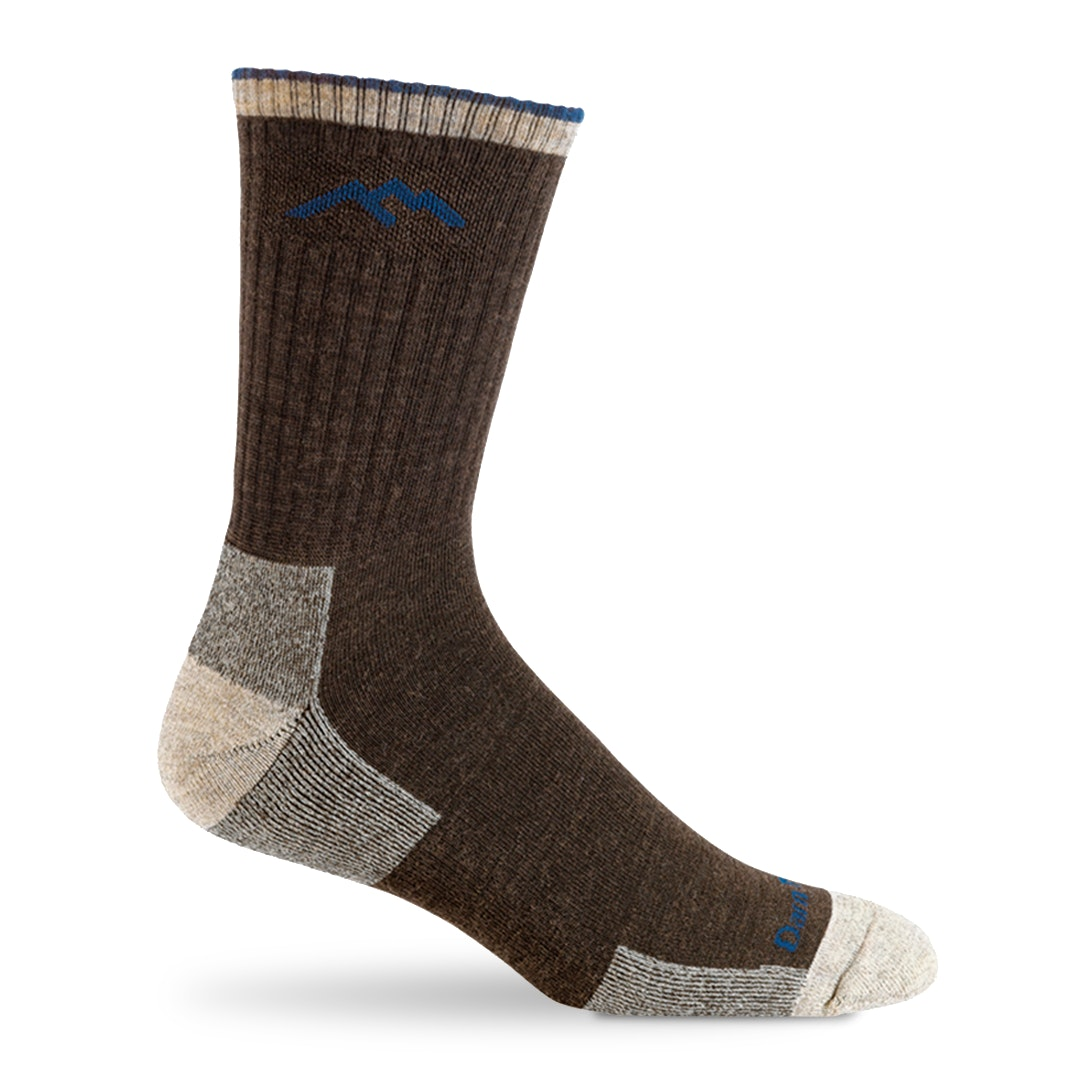 Style 2005 6 Pack Special Darn Tough Mens Fred Tuttle Micro Crew Cushion Sock Merino Wool