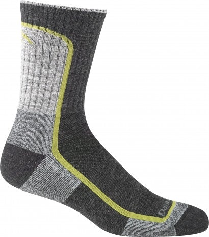 Men's Charcoal/Lime