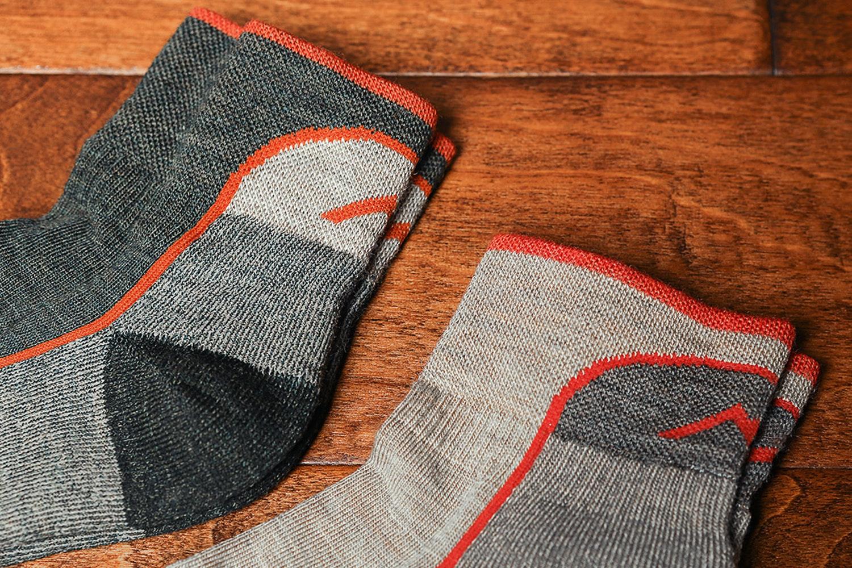 Darn Tough Hiker 1/4 Sock (3-Pack)