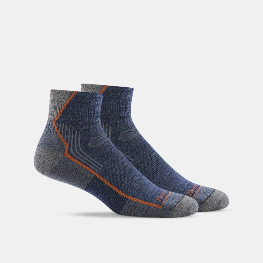 Darn Tough Hiker 1/4 Sock (3-Pack)