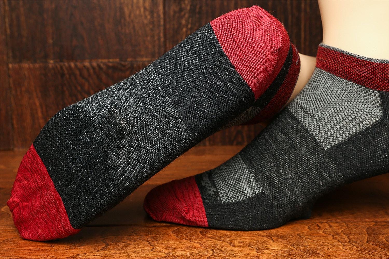 Darn Tough No-Show Socks (3-Pack)