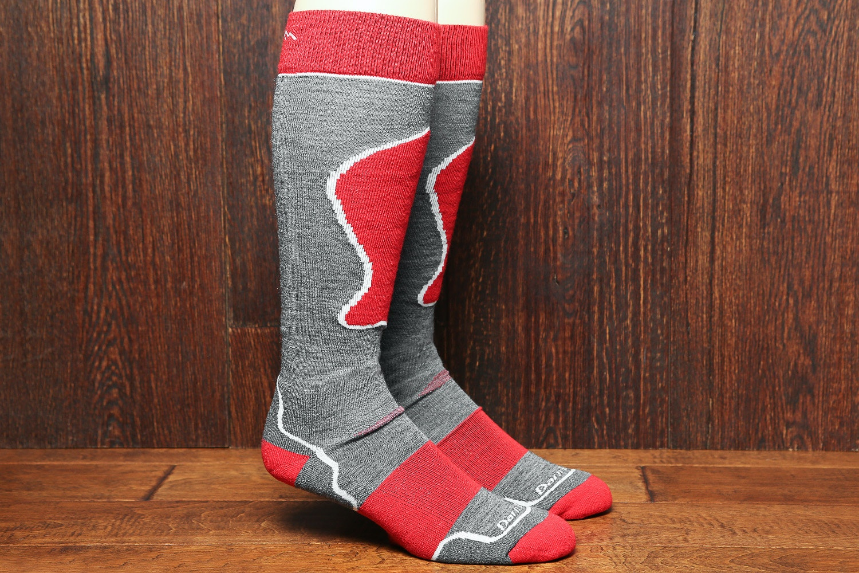 Darn Tough Mens Performance Ski Socks