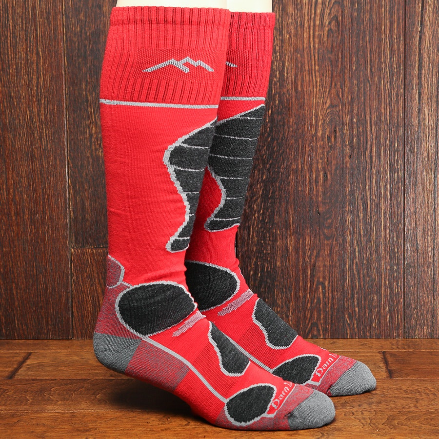 Darn Tough Mens Performance Ski Socks
