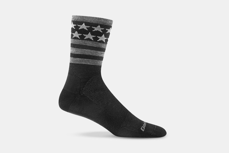 Men's Stars/Stripes #1789 – Black