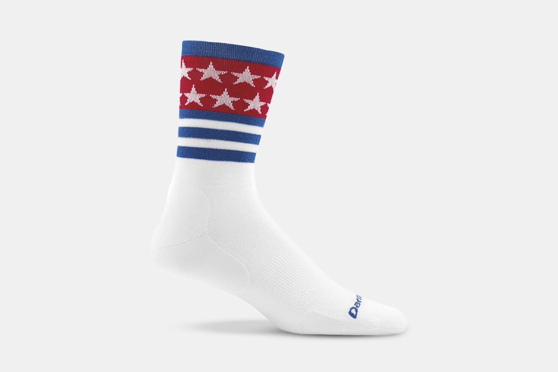 Men's Stars/Stripes #1789 – White