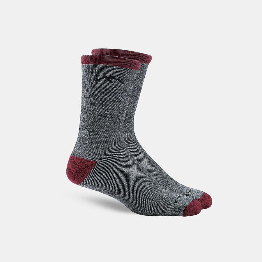 Darn Tough Micro Crew & OTC Extra Cushion Socks