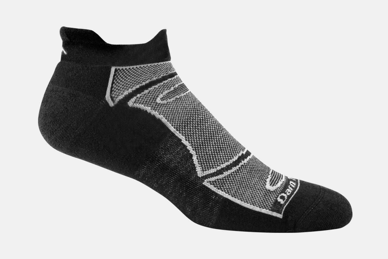 Men's Tab Light Cushion, #1722 –Black/Gray (+ $1)