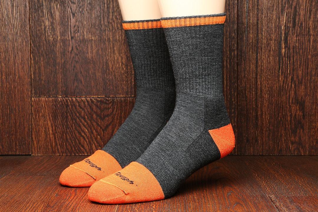 Darn Tough Men's Steely Socks (2-Pack)