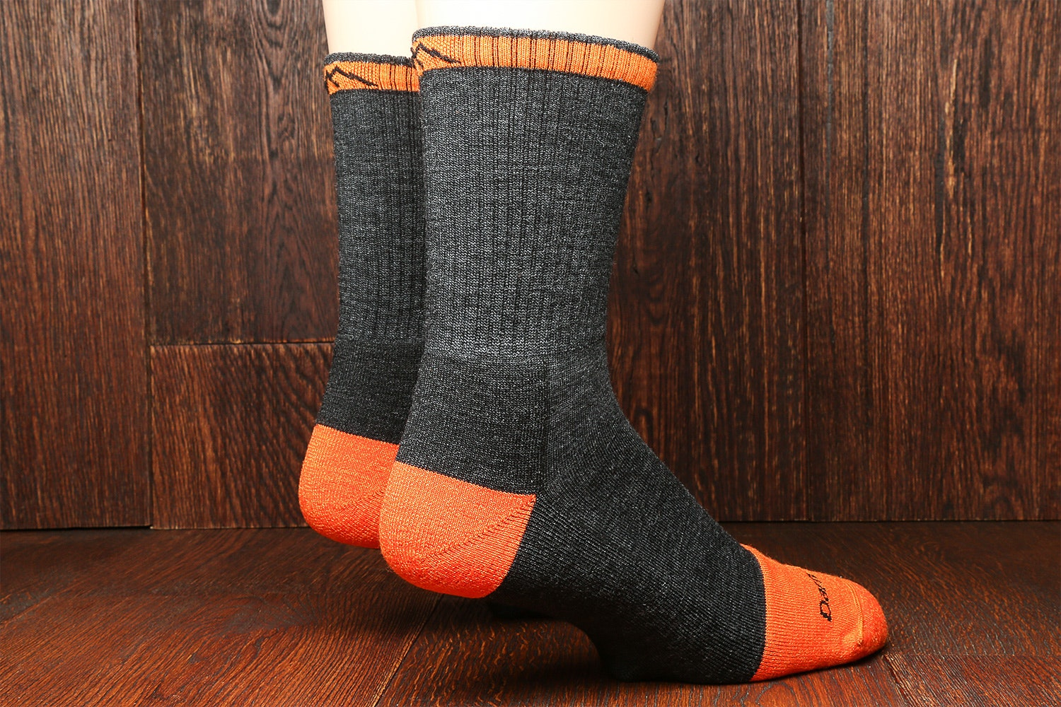 Darn Tough Mens Steely Socks (2-Pack)