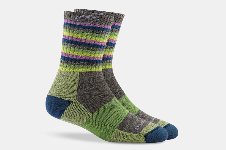 Darn Tough Micro Crew Cushion Hike Socks (2-Pack)