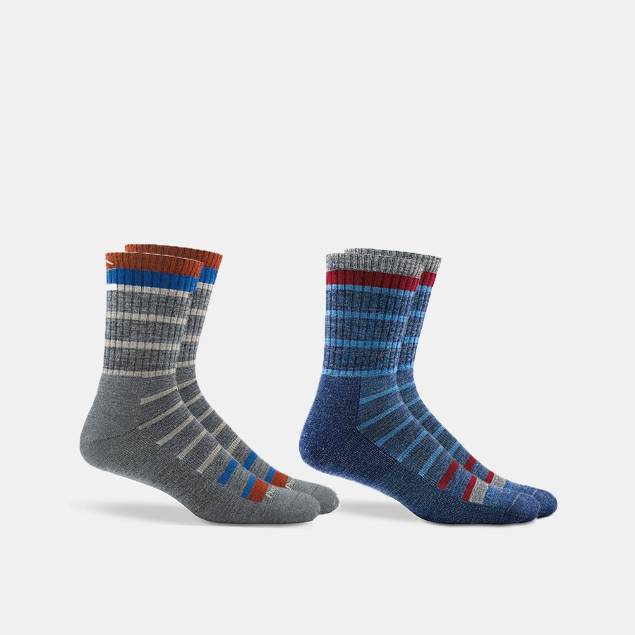 Darn Tough Micro Crew Cushion Hike Socks (2-Pack)