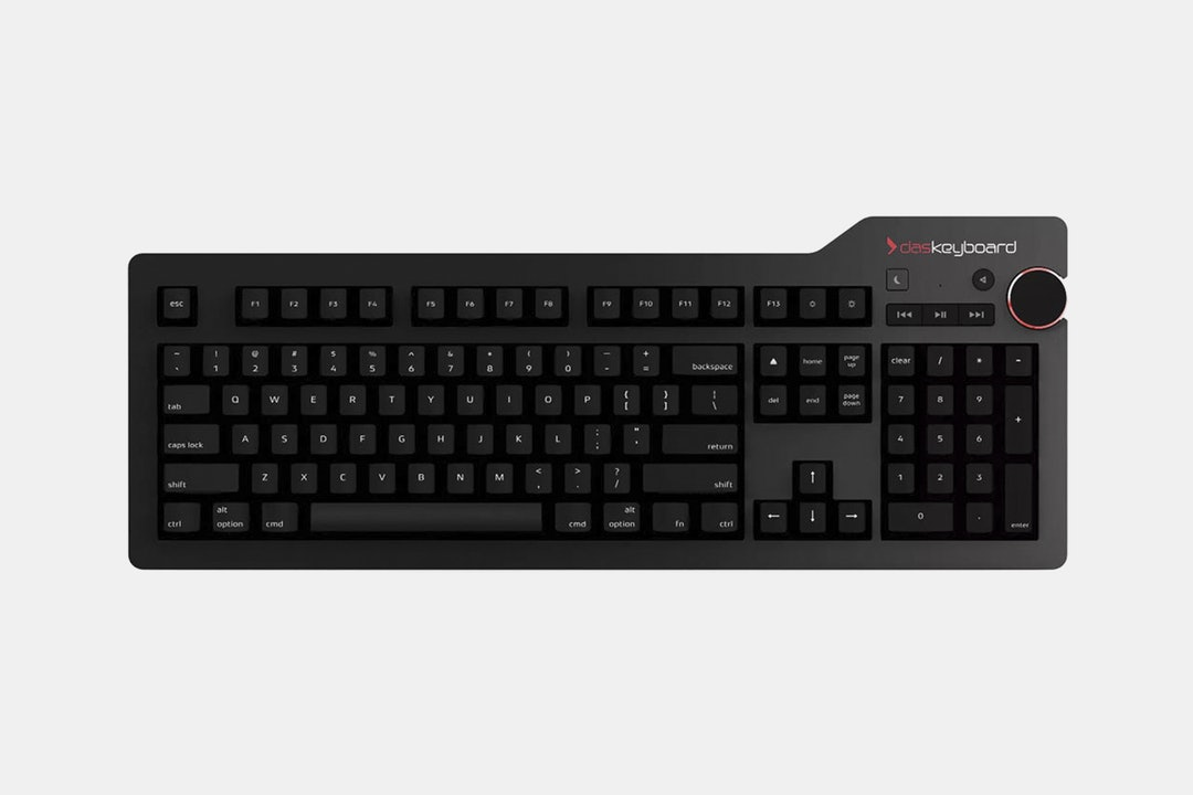 Das Keyboard 4 Professional Mechanical Keyboard