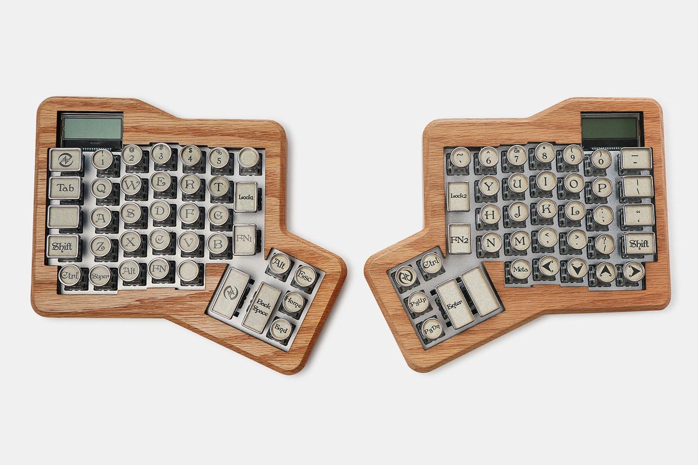 Datamancer Penshurst Typewriter Keycap Set