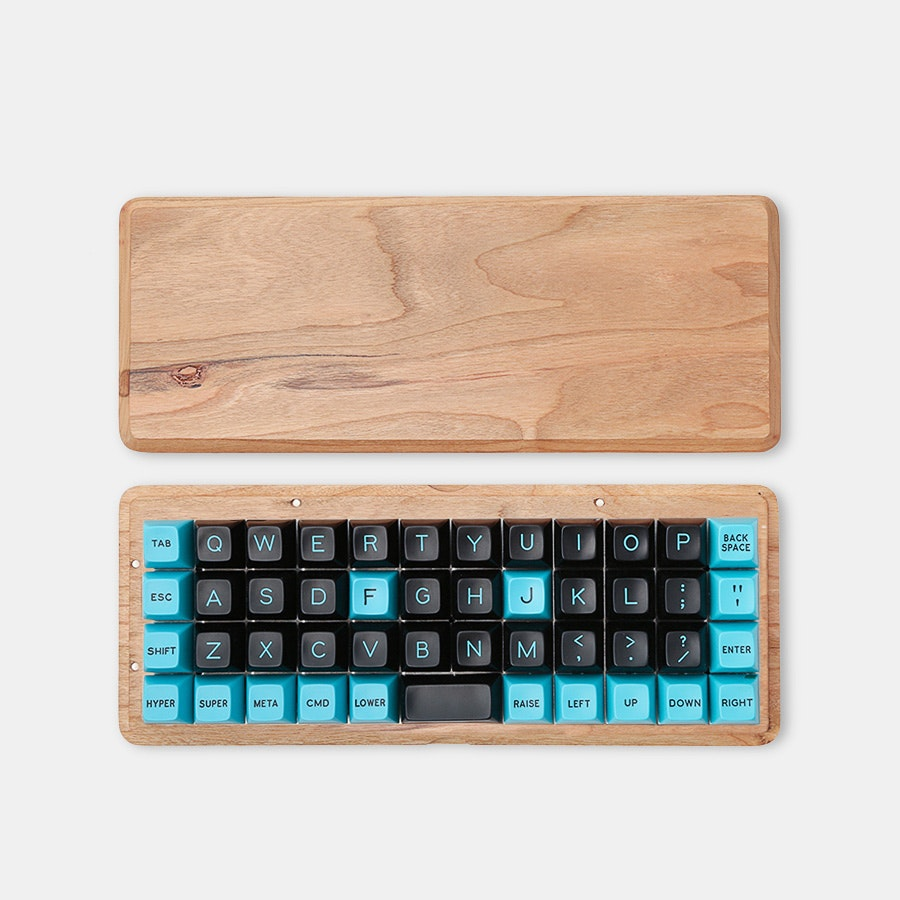 Datamancer Planck (High-Pro) Hardwood  Case