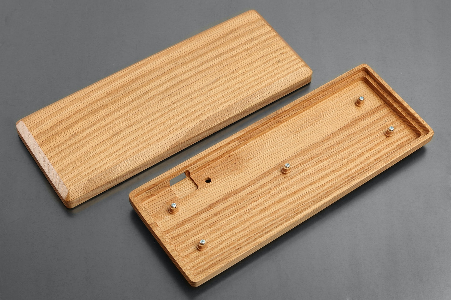 Datamancer Planck Hardwood Keyboard Case