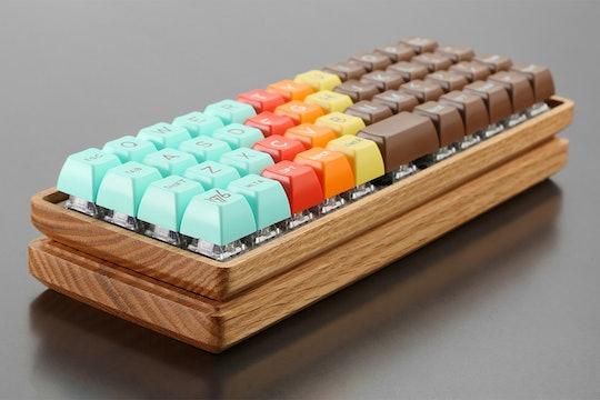 Datamancer Planck Hardwood Keyboard Case