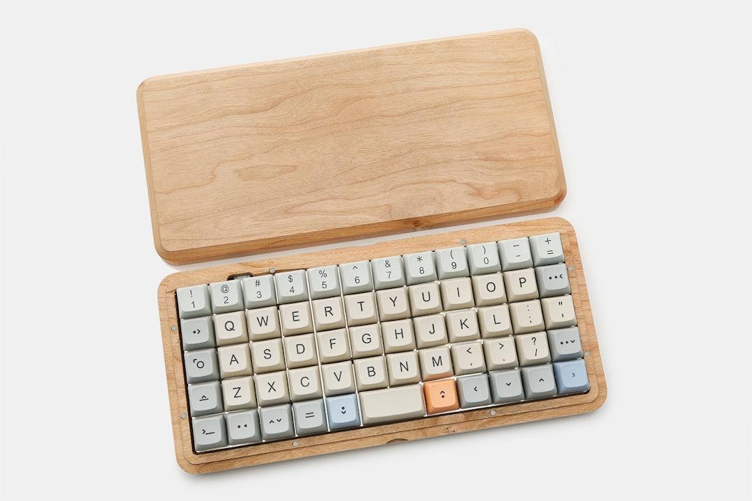 Datamancer Preonic (Rev 3) Hardwood Case